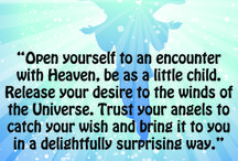 Angeltherapy and Affirmations