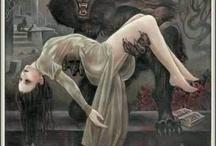 Werewolfs + Frankenstein
