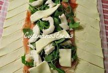 treccia salata