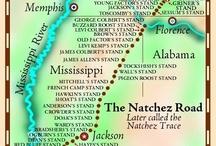 Natchez Trace 2015 Trip