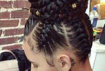 coiffure naturel