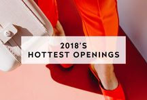 2018'S HOTTEST OPENINGS