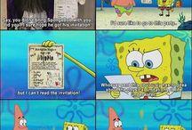 funny spongebob stuff