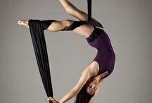 Aerial silks / by Anita Giavino