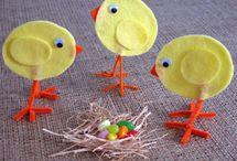 Hoppy Easter! / by Tanya Brinkman