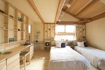 Children's room / テライズホームでは、自然素材・天然素材・無垢材にこだわった注文住宅を建築する工務店をご紹介させて頂きます。 私たちは、ご家族の健康を守り続ける【 健やかに暮らせる家 】を目指しています。