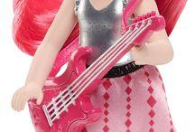 mała Barbie rokowania kszężniczka