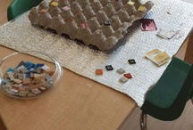 Loose parts and open ended materials