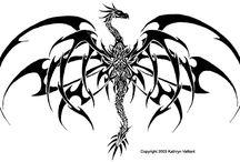 Art: Dragons