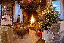 カントリー風クリスマス