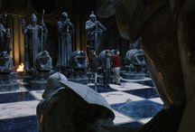 Mundo Mágico de J.K. Rowling / Homenagem
