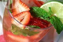 Drinks / Recipes for yummy cocktails, mocktails and other yummy drinks