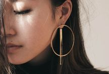 Minimalist  Earring