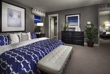 Master bedroom ideas / by Sally Sauvignon
