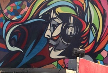 "graffiti / ""Art should comfort the disturbed and disturb the comfortable."" ― Banksy"