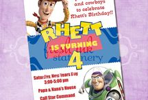 Help Me Plan Noah's 3rd Birthday / Inspiration for a Toy Story Themed Birthday Party Buzz Lightyear and Woody specific!