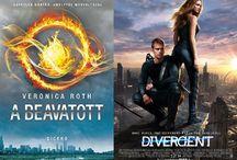 Könyvek vs. Filmek / Film-könyv összehasonlítások. Neked melyik tetszett jobban?