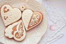ginger bread / by Jitka Lišková