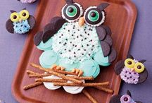 Forrest animal cake