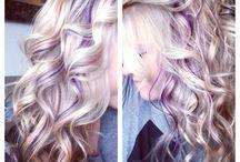 Vackert hår