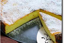 gâteaux italien