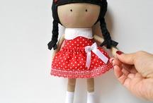 fabric doll