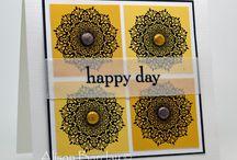 Craft Inspo - Happy Day/Sonnenschein / SU crafts