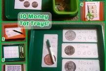 Tot School: Money