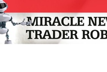 robot software / News trading is the quickest and the shortest method to forex trading success.Successful trades of few seconds provide profits equal to an entire month of trading. The MiracleNews Trader Robot is the inevitable forex trading program that allows the trader to win the marketscenario by just letting the robot know the day and the time of the news and the currency pair.