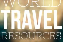 Round the World Trip Tips / Round the world on a budget? YES!!! I don't have much money but I have a great hunger to travel the world. Here I collect all the ideas how to do that!