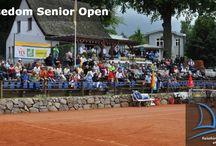 Usedom Open - Senioren-Tennisturnier / Das alljährliche Senioren-Tennisturnier auf Usedom.