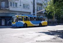 Dopravný podnik mesta Košice, a.s. >> Škoda 14Tr17 / Sie sehen hier eine Auswahl meiner Fotos, mehr davon finden Sie auf meiner Internetseite www.europa-fotografiert.de.