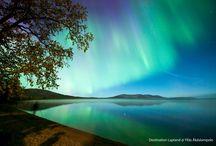 Northern Lights / Suomi. Finlandia. I wish to be here