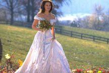 Образы невест в кино/Wedding dresses from the movies