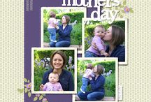 mothers day pages
