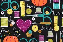 CRAFT - Sewing Fabrics