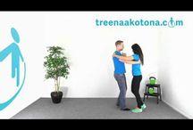 Tanssin opetus