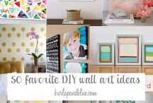 Crafts and DIY