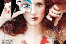 Magazines and Photoshoots