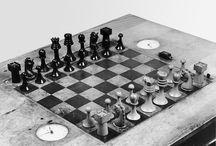 Chess is Brain Art / We love chess