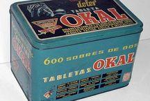 cajas antiguas