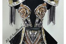 Show costumes