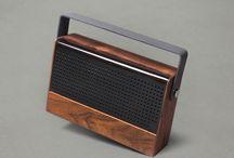 Bluetooth speaker cabinets