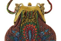 сумочки бисер