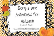 Music & Autumn/Back to School / by Laura Winslow