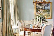 Hambye dining room