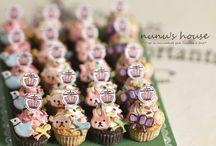 Nunu's house * miniature sweets *
