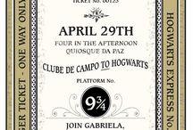 Festa Harry Potter - Tati