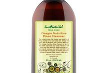 Vinegar Hair Shampo / Hair thickener