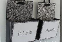 Crafts- Repurposed Items